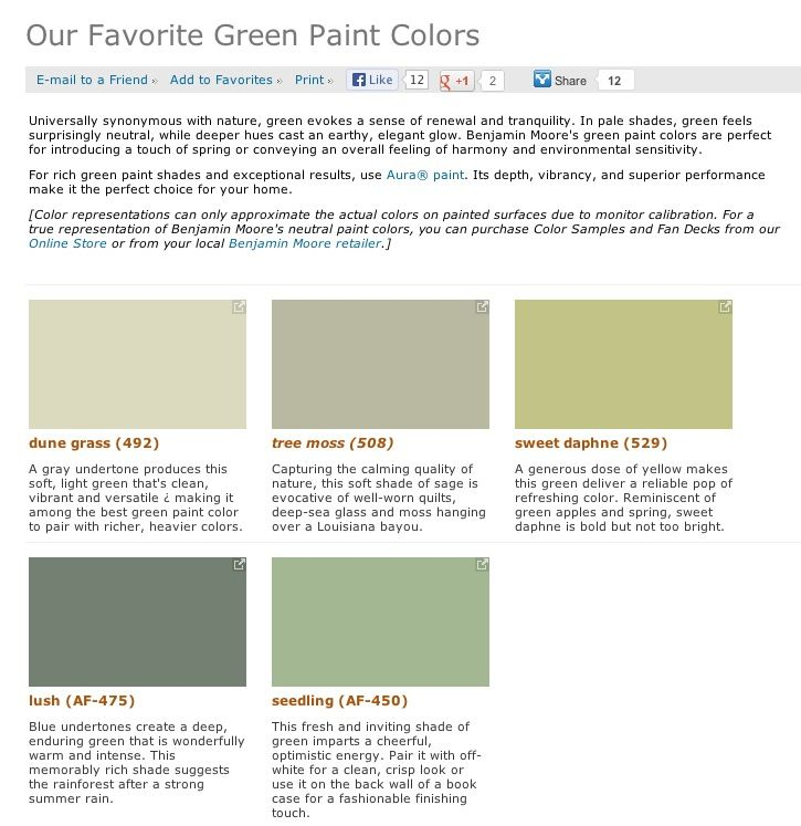 Favorite Popular Best Selling Shades Of Green Paint Colors From Benjamin Moore Paint Colors For Home Green Paint Colors Paint Color Inspiration,What Does Blue Color Blindness Look Like