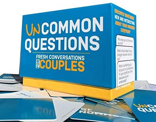 Uncommon Questions 200 Fresh Conversations Starters For