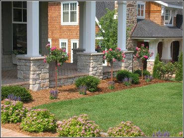 Superieur Landscaping Ideas...weu0027re A Blank Slate. Landscaping Front YardsLandscaping  ...