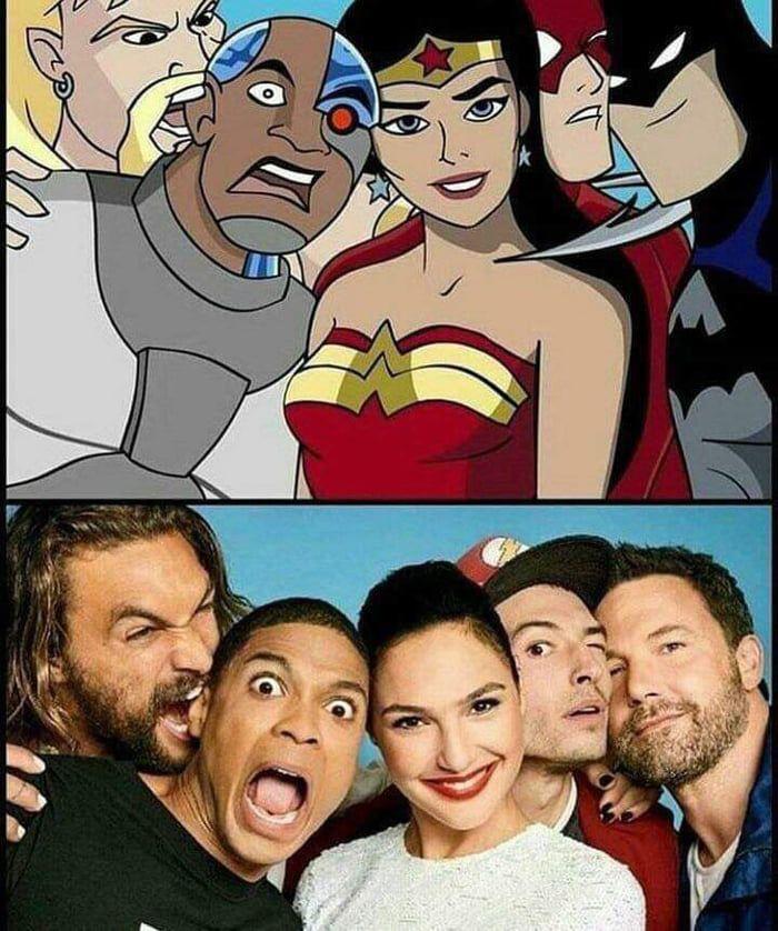 DC Selfie