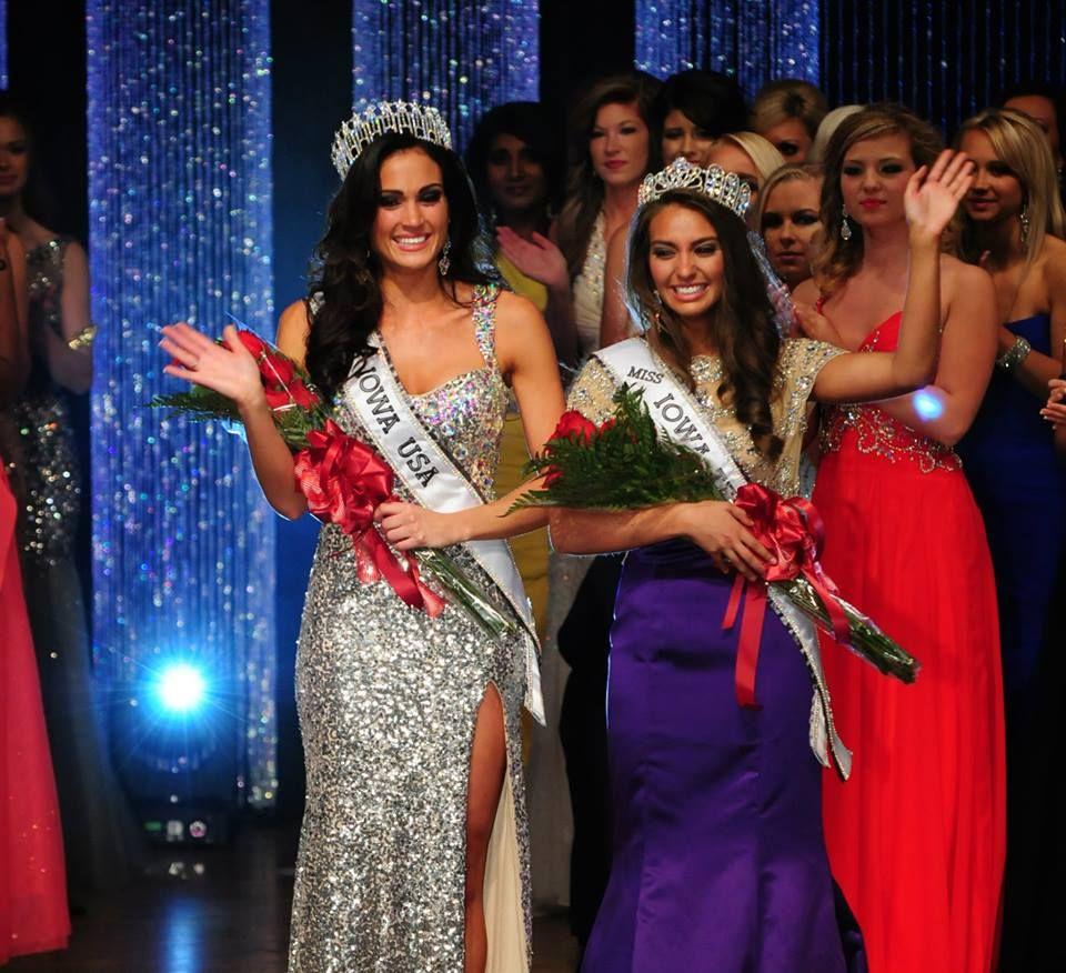 Carlyn Bradarich Crowned Miss Iowa Usa 2014 Beauty Pageant News Miss Pageant Miss Iowa Beauty Pageant
