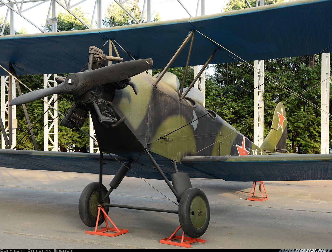 ポリカールポフポー-2 - ロシア - 空軍| 航空写真#4062273 | Airliners.net