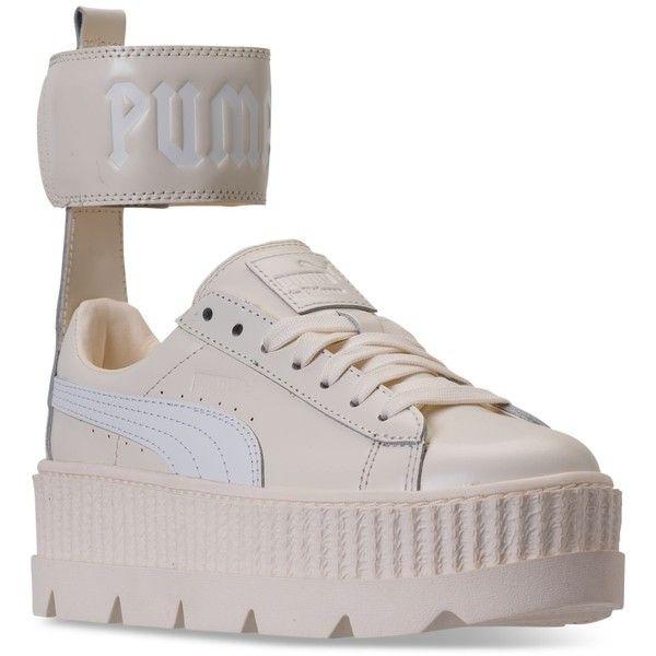 PUMA Fenty Puma By Rihanna Ankle Strap Creeper Sneaker (Women) from Nordstrom | ShapeShop