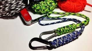 tutorial paracord