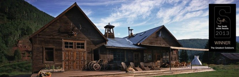 Dunton Hot Springs hotel Overview - San Juan Mountains - United States - Smith hotels