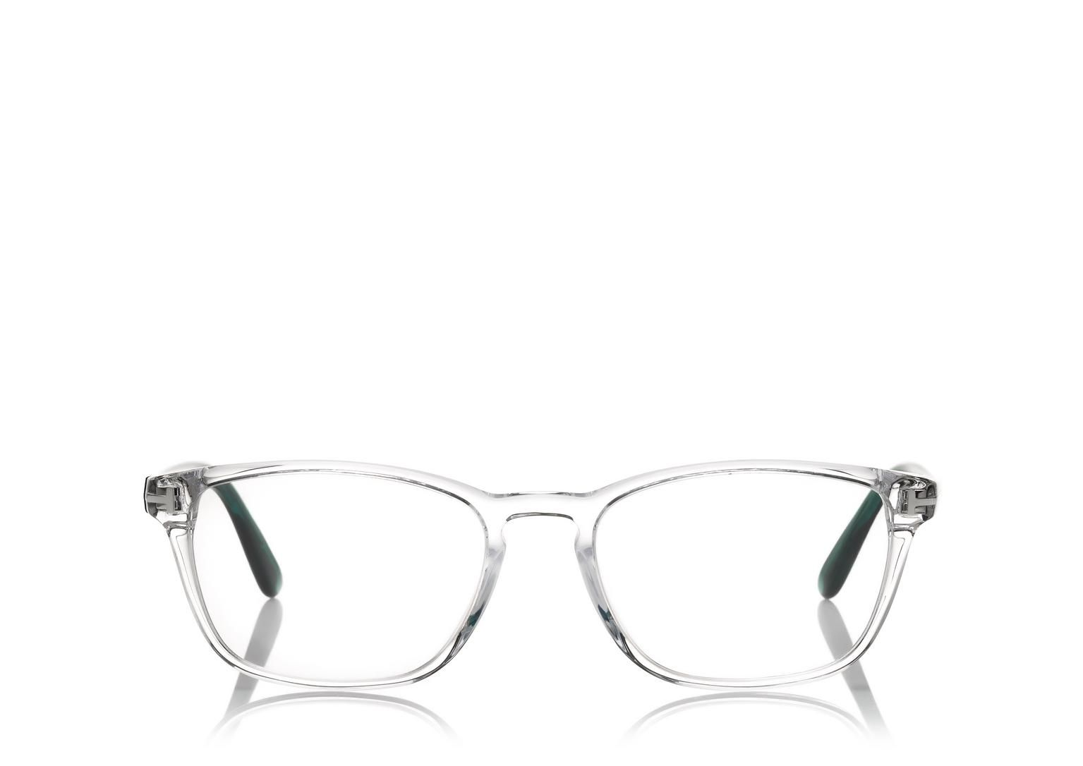 Clear Round Optical Frame | Shop Tom Ford Online Store | Eyeglasses ...