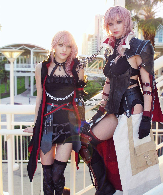 Remarkable, serah final fantasy cosplay sex