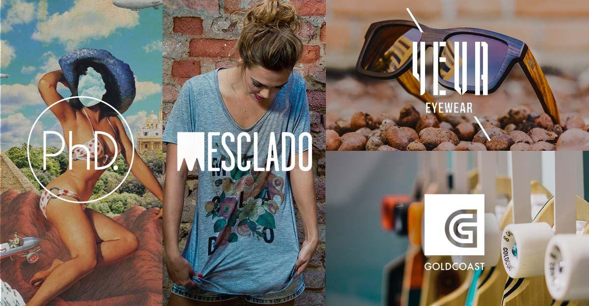 Novidades da semana: Yeva, Mesclado, PhD e Goldcoast #yeva #mesclado #phdgaleria #goldcoast