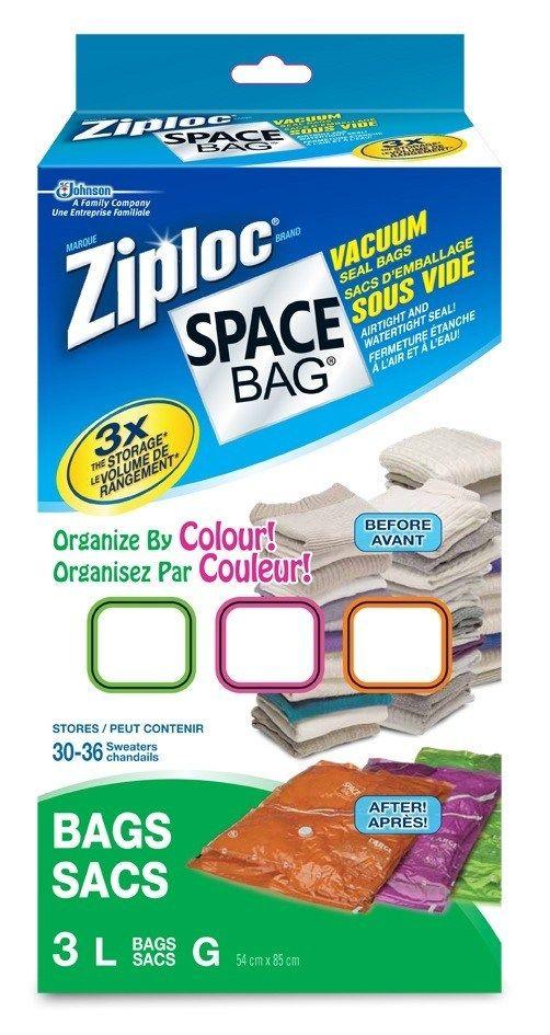 Sac D Emballage Sous Vide E Bag De Marque Ziploc 3 G