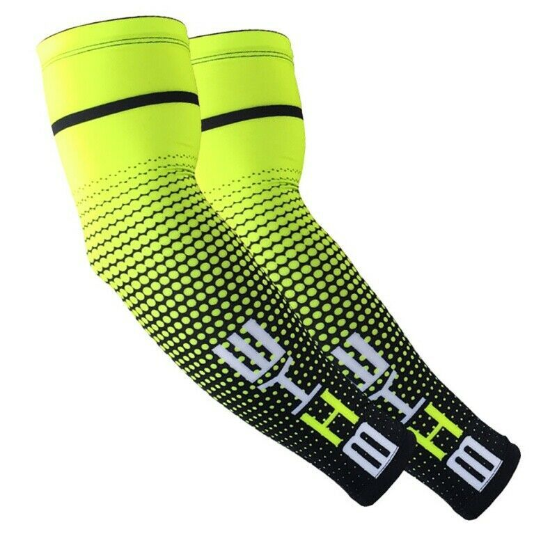 Ad Ebay Good Camping Sports Arm Sleeve Cycling Sleeves For Arms Hoses Volleyball Cuffs Cycling Sleeves Mens Cycling Arm Warmers