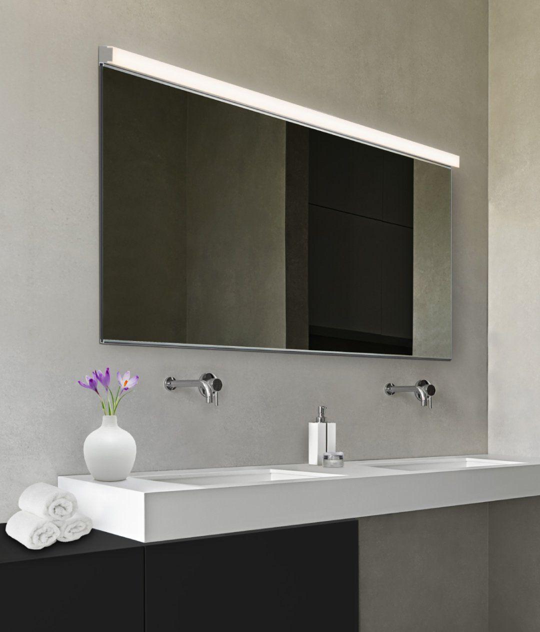 Shop SONNEMAN - Vanity Slim Horizontal LED Mirror Kit and ...