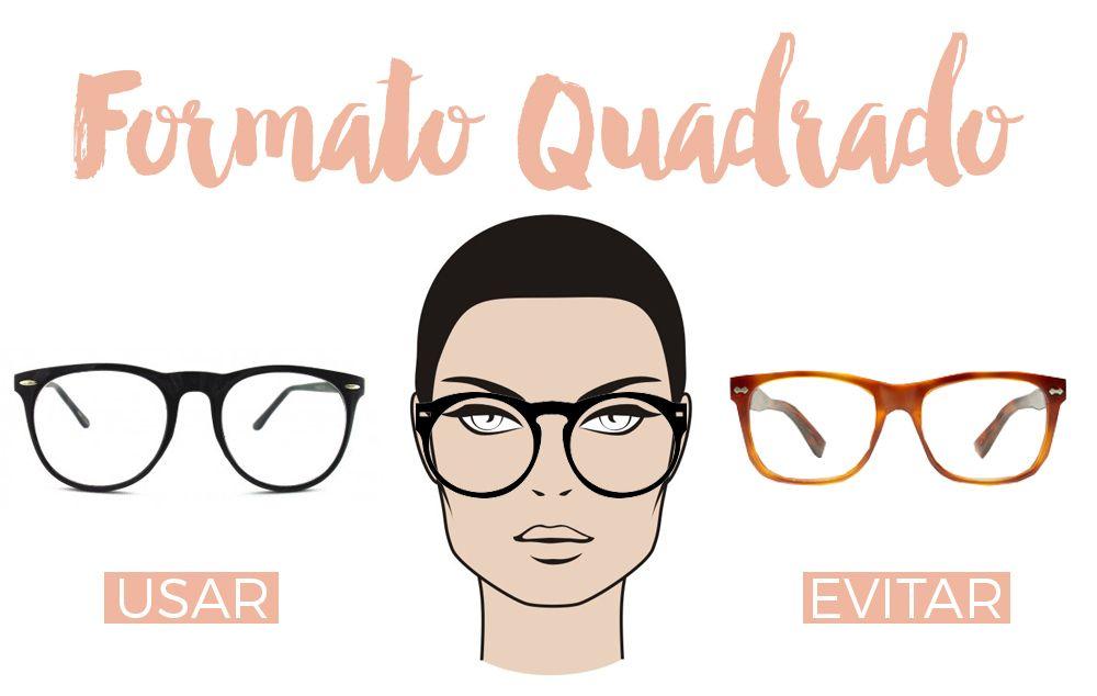 1b01abd76a Para te ajudar a escolher a armação certa, que destaque suas melhores  características faciais,