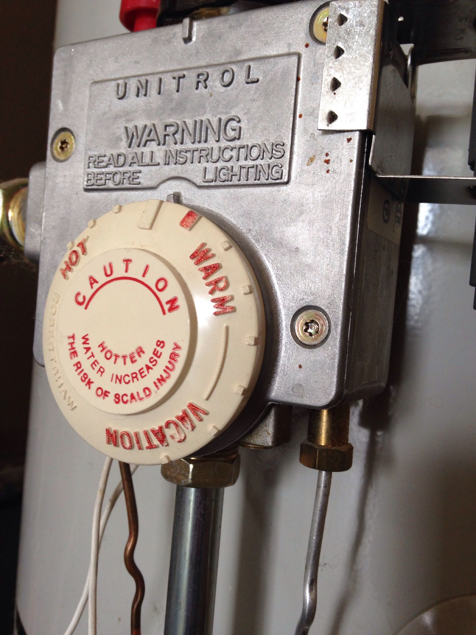 How To Properly Adjust Your Water Heater Temperature Recipe
