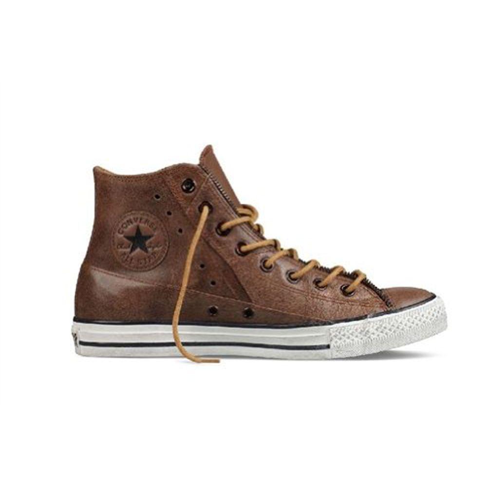 91191df9dd78 Converse Chuck Taylor Leather Motorcycle Jacket Hi Top Shoe