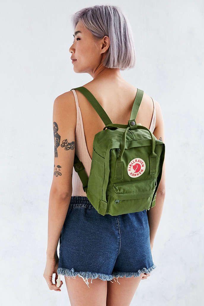 fjallraven kanken mini backpack urban outfitters gift. Black Bedroom Furniture Sets. Home Design Ideas