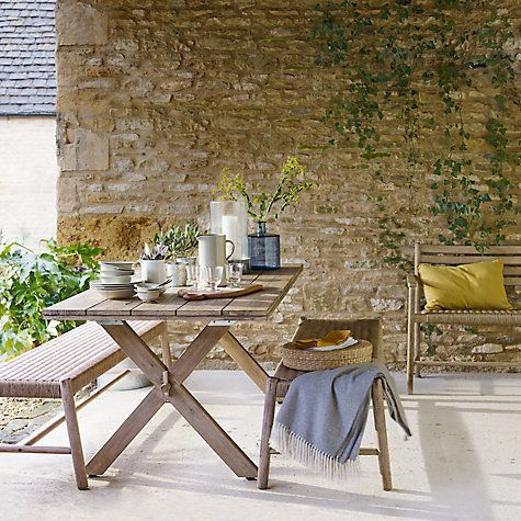 Buy John Lewis Croft Collection Islay Outdoor Furniture