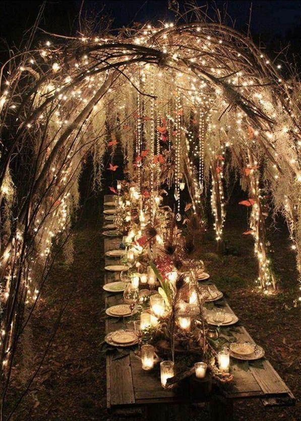 A Midsummer Night's Dream Wedding Theme   A girl's dream ...