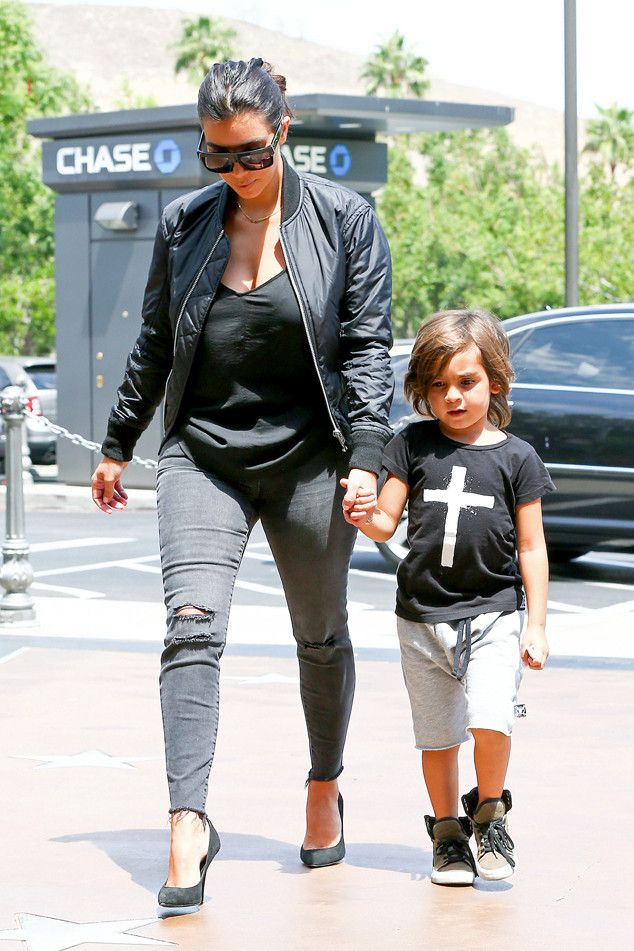 Kim Kardashian Is the Coolest Aunt—Find Out Why!   Kim ...