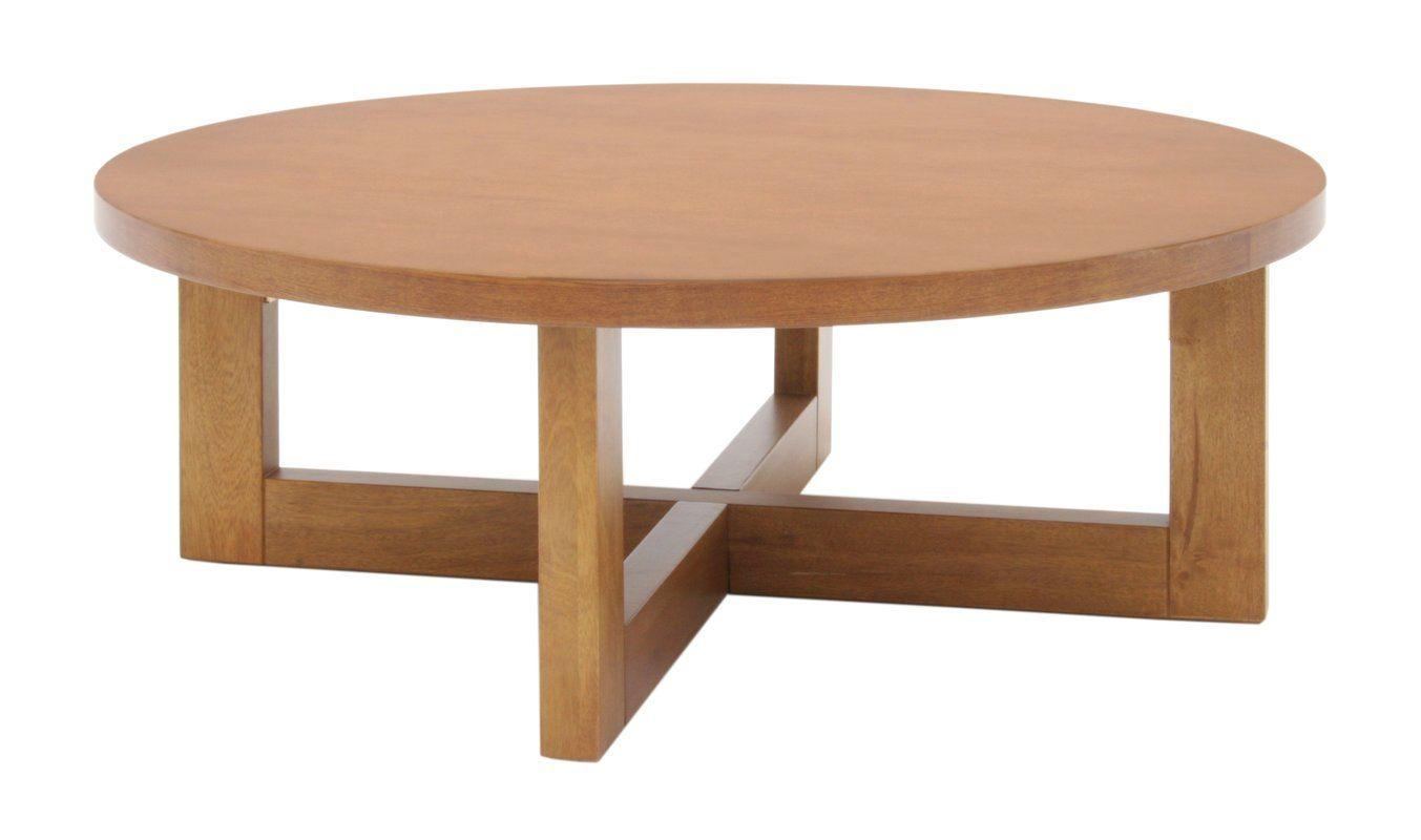 Regan Coffee Table Round Wood Coffee Table Round Coffee Table Coffee Table [ 800 x 1353 Pixel ]
