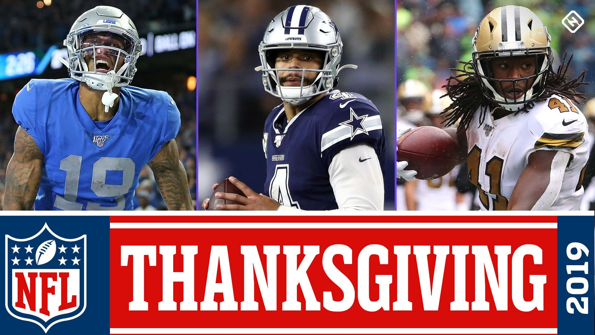 What Nfl Games Are On Thanksgiving In 2019 Schedule Times Tv Channels National Football League News Nfl Games Nfl Tv Schedule
