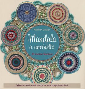 Mandala A Uncinetto Ediz A Colori Download Pdf Gratis Italiano