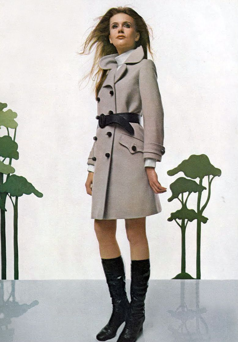 Vogue UK 1969