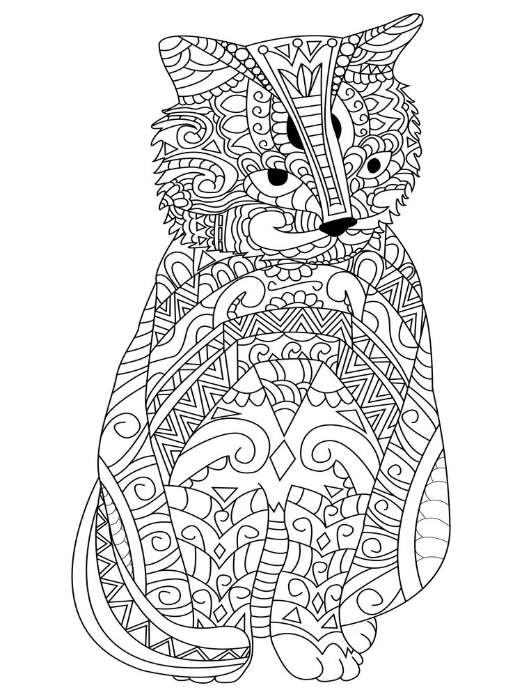 12 Coloring Pages To Destress On Election Night Coloring Pages Cat Coloring Page Dog Coloring Page