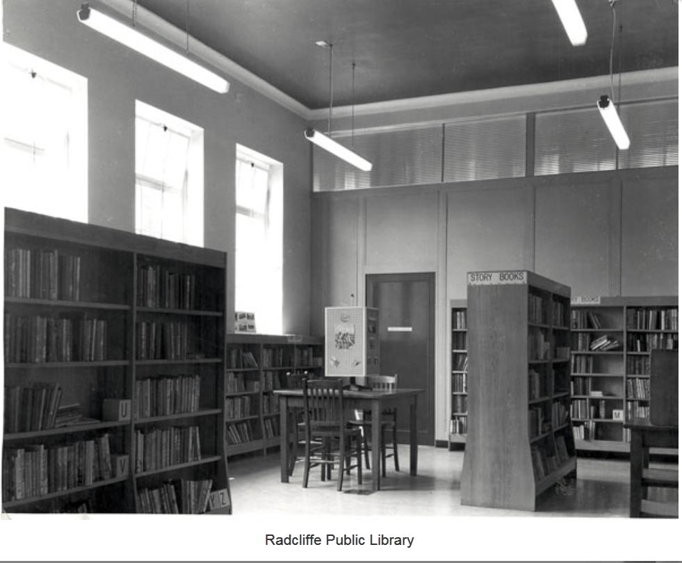 Radcliffe Public Library Children