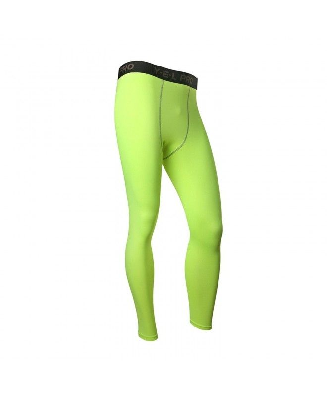 Men s Athletic Compression Pants - Green - CA12B1LF7BZ in 2019 ... 61ab73b1888d