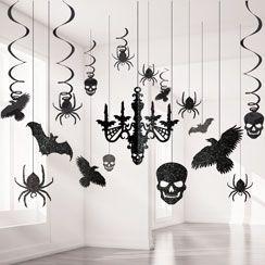 halloween chandelier decorations kit 60cm
