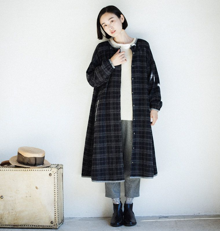 【 conges payes ADIEU TRISTESSE×spoken words project 】冬のコラボレーションアイテムが登場