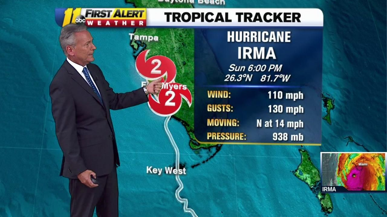 Irma Weakens To Category 2 Hurricane As It Approaches Naples Https Christiantruther Com External Irma Weakens To Category 2 Hu Hurricane Naples Storm Surge