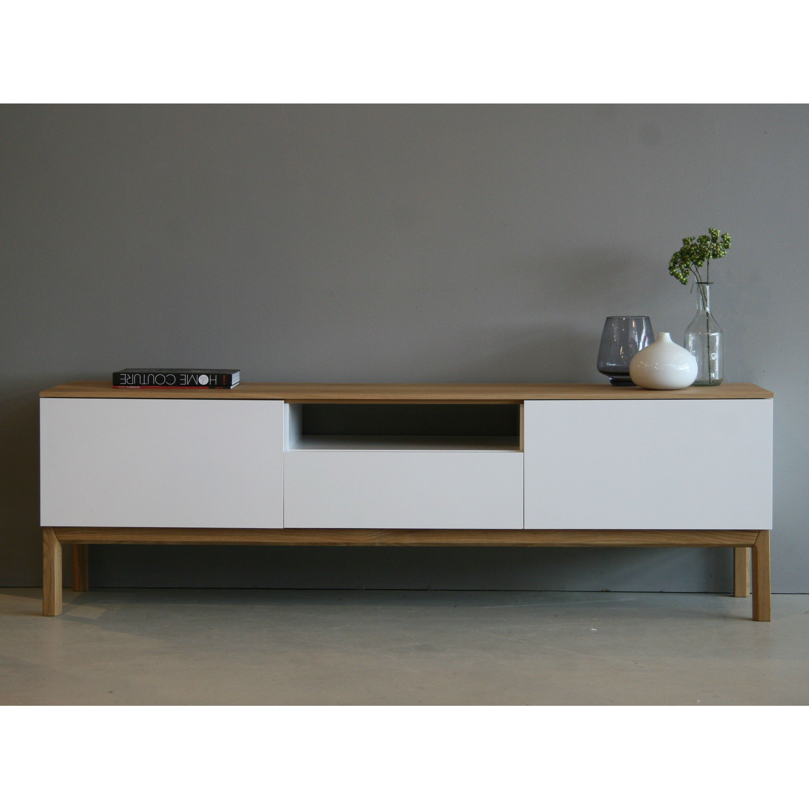 Vintage Retro Tv Dressoir Deens Design Design Meubelen En De  # Meuble Tv Zaiken