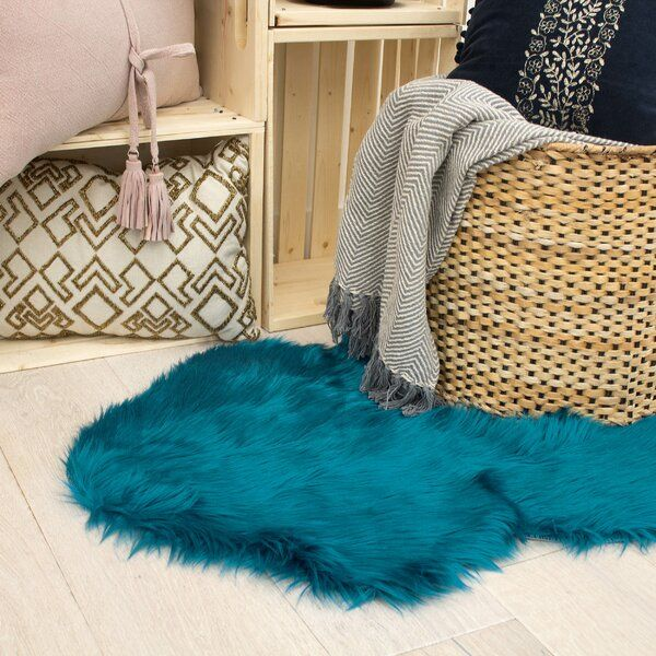 teal home accents #home #accents #homeaccents Cozy, chic and decadently soft, faux-fur accent rugs are the perfect way to give your home dcor a fresh update. Extremely versatile faux-fur complements any modern, minimalist or bohemian style homes. Machine wash cold. Only use non-chlorine bleach when needed. Tumble dry low.