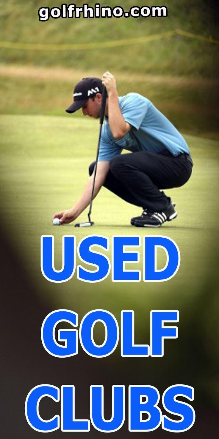 Used Golf Clubs | Used golf clubs, Best golf clubs, Golf clubs