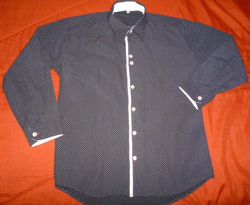 bd5d3f57c camisa manga larga vestir varon nene hombre talle 14