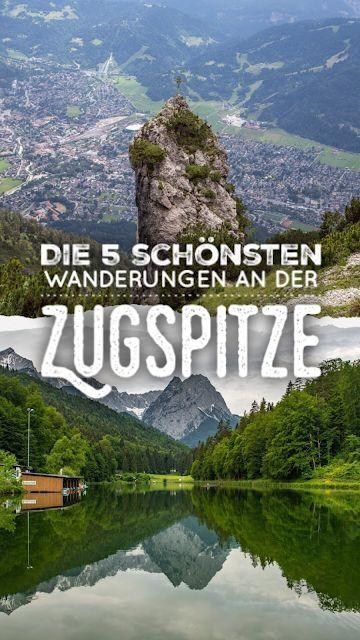 Photo of Die schönsten Wanderungen an der Zugspitze – Das sind unsere Top 5