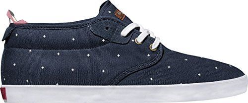 Globe Mahalo, Sneakers Basses Mixte Adulte - Bleu (Dark Navy Wash), 45 EU