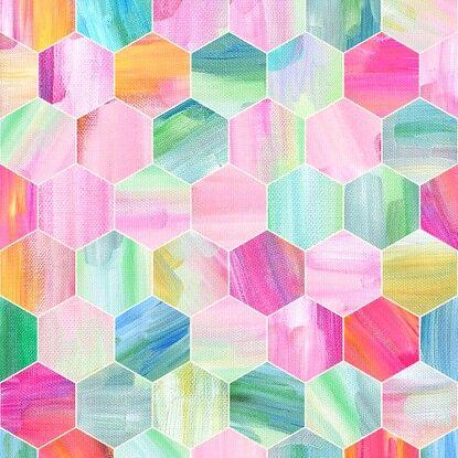 Hexagonos!