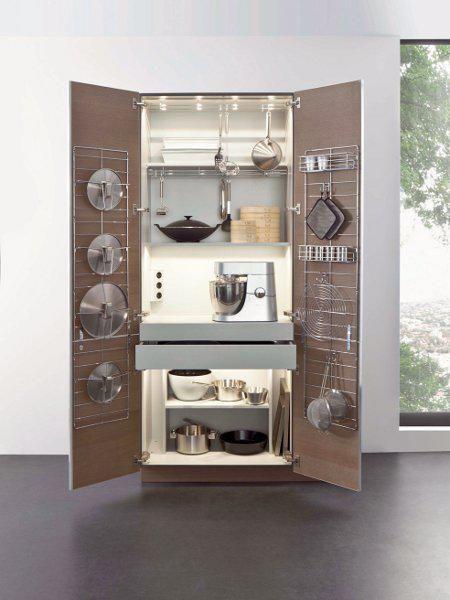 Smart einrichten 17 clevere Lösungen für die Mini-Küche - ikea küchen planen