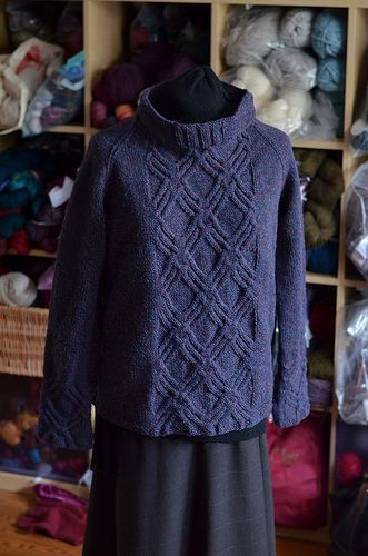 Ready for Winter (Knitting to Stay Sane)