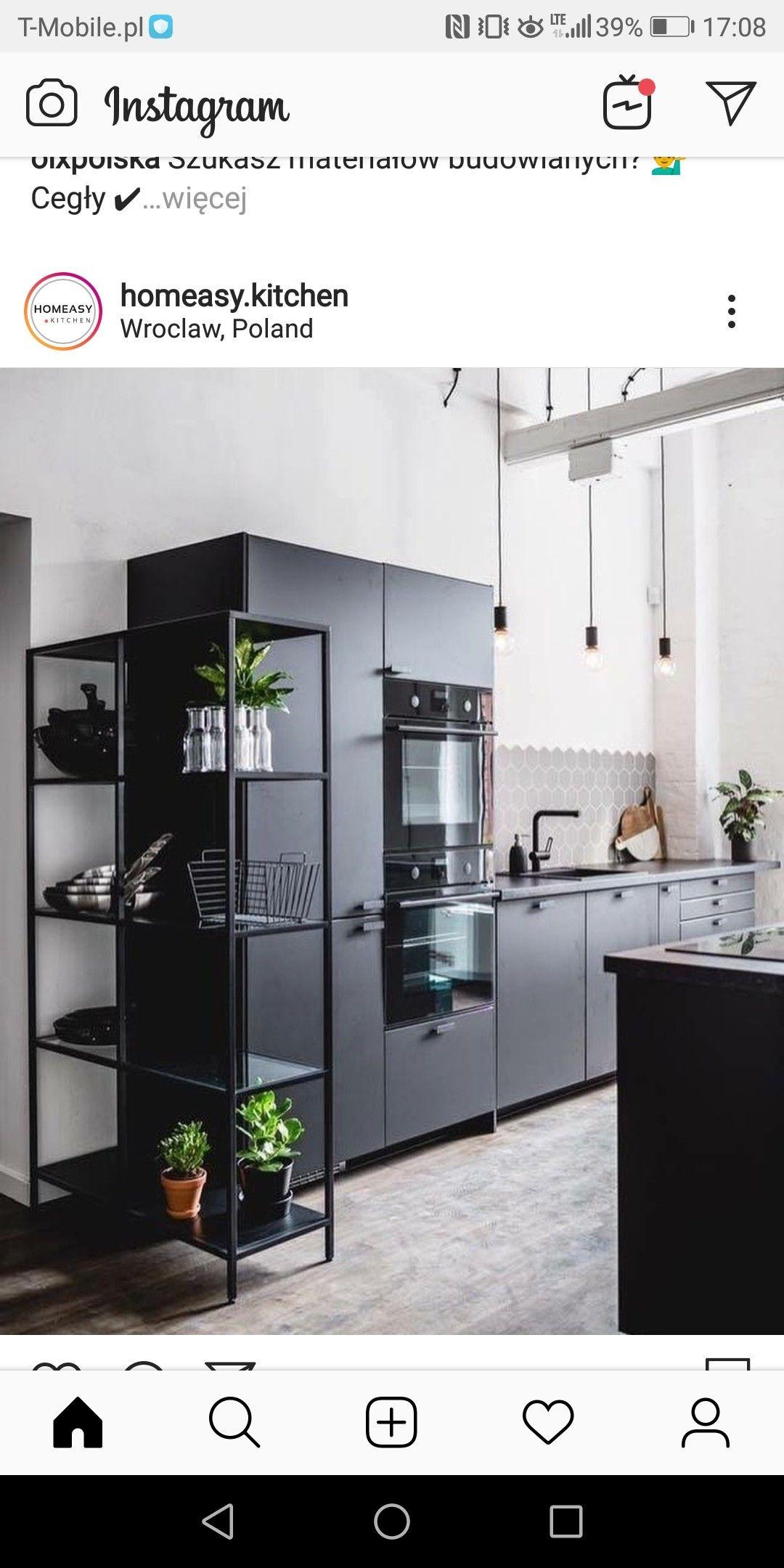Pin by Katarzyna Olechowska on FINAL in 2019 Kitchen