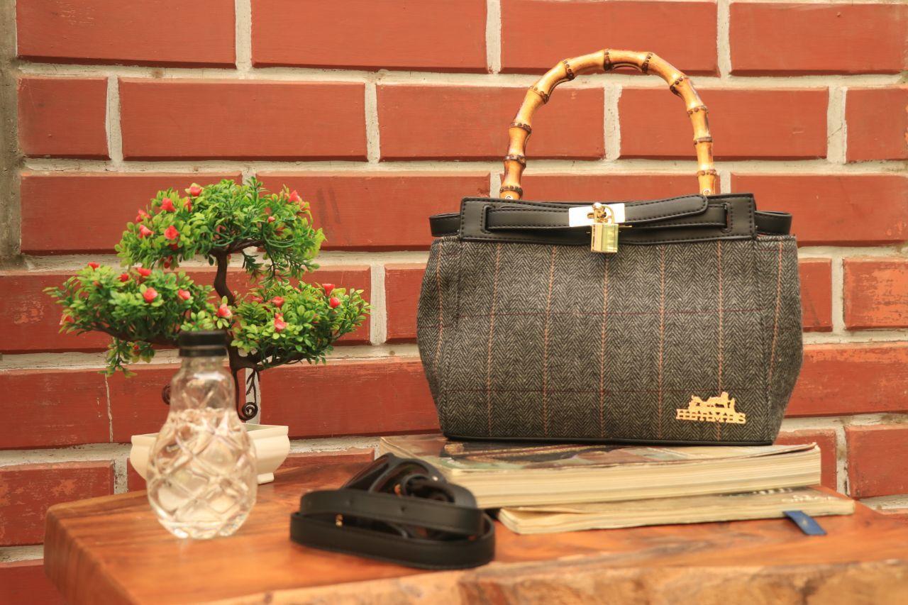 Hermes Wooden Handbag For Women Hermes Handbags Women