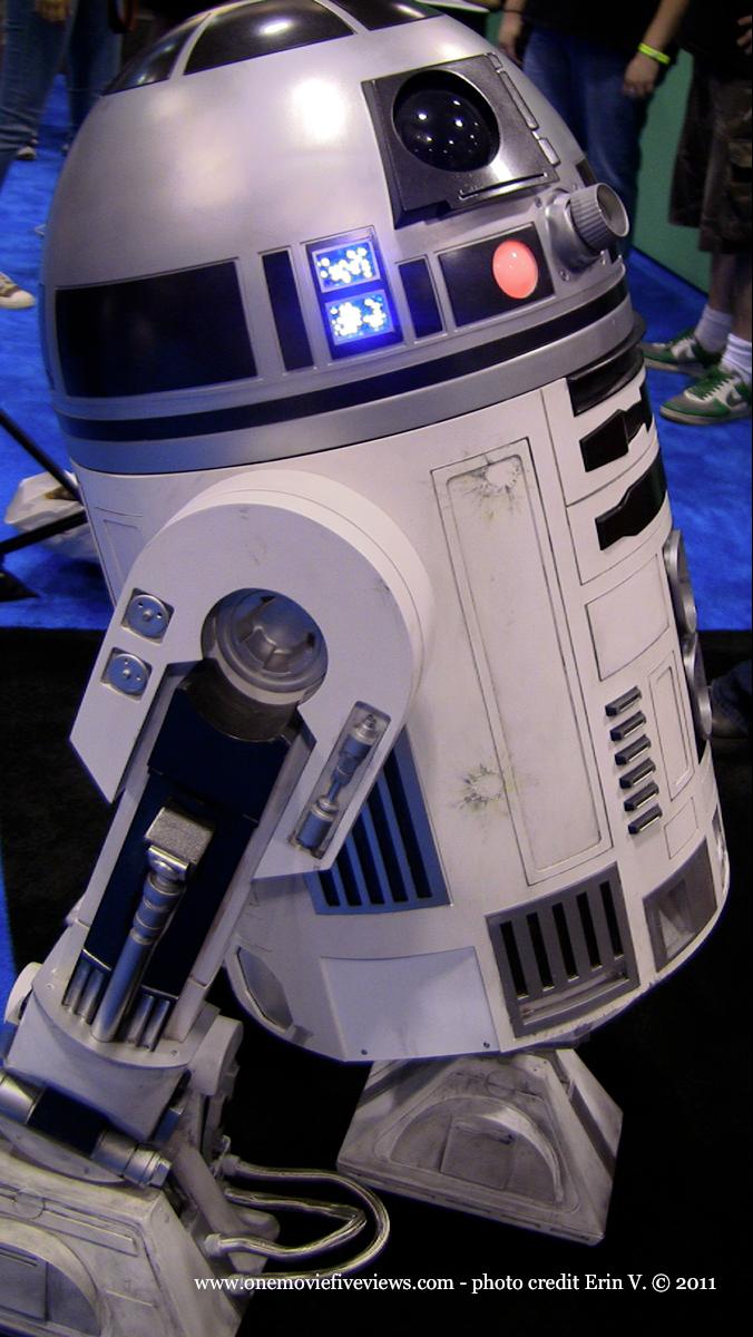 R2D2 side view Star wars droids, Awana grand prix car