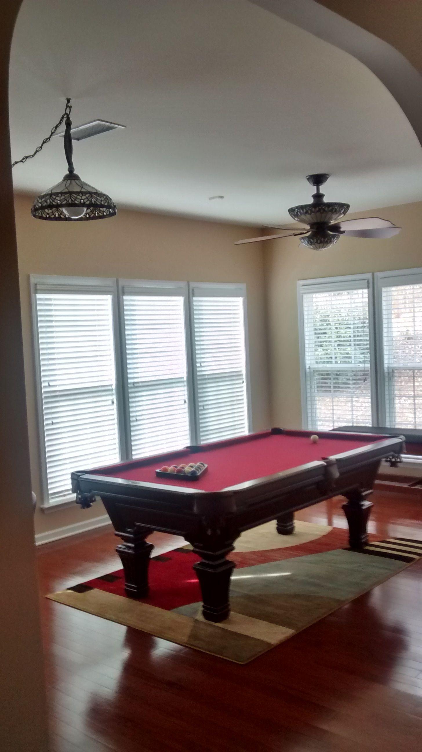 Atlantic Spas And Billiards Raleigh Nc Trend Home Design - Olhausen hampton pool table