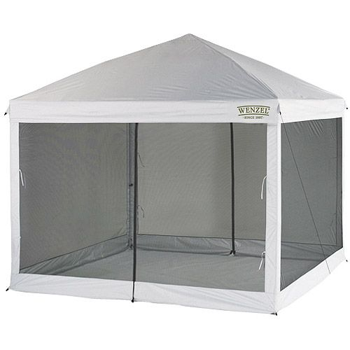 Find the Wenzel Screenhouse 10u0027 x 10u0027 at an always low price from  sc 1 st  Pinterest : tent 10x10 walmart - memphite.com