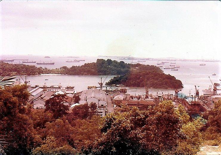Singapore 1975 Singapore Natural Landmarks Island