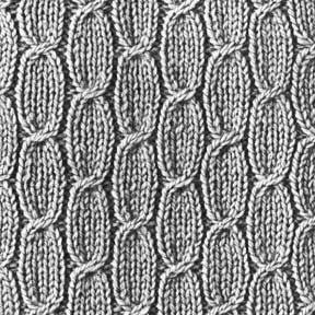 Knitting Pattern Square No. 29, Volume 34 | Free Patterns | Yarn