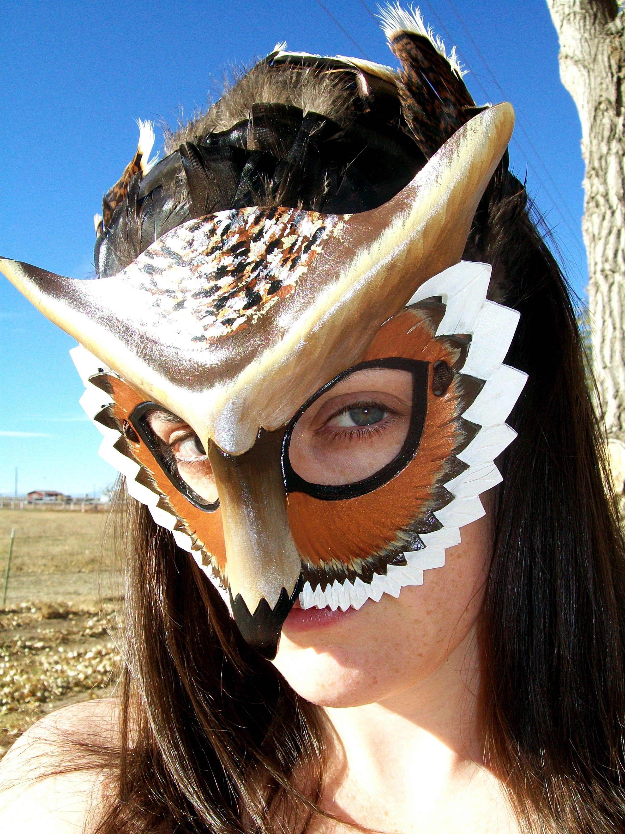 My owl costume owl costumes and halloween costumes diy owl costume solutioingenieria Images