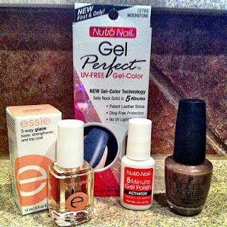 Because Shanna Said So...: DIY - Shellac Gel Nails - Does It Work?